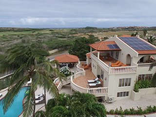 Casa del Viento Aruba Private Luxurious Beachfront Villa with Pool