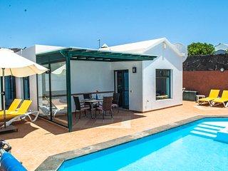 Villa 160, Las Coloradas, Playa Blanca