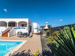 Casa 110, Los Claveles, Playa Blanca