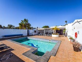 Villa 114, Los Calamares, Playa Blanca