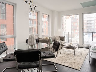 Airy 1BR in Griffintown Floor #2 by Sonder