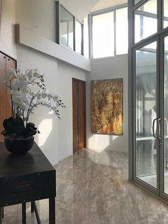 Foyer in Penthouse