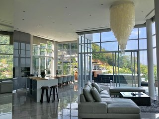 Sky-Villa NEW Extreme Penthouse Villa in Phuket,  Kamala Beach 5to6BR ALL VIEW