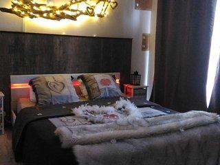 Cottage chic & romantique avec balnéo et cheminée à 1h30 de Paris