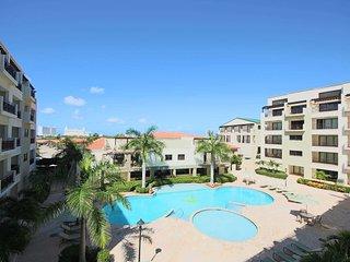 PALM ARUBA CONDOS - Dolphin Palm One- bedroom condo - PC309 - PALM BEACH