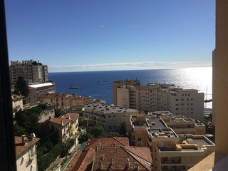 Wonderful Apartment Monaco-Ville, borders Monte Carlo/Monaco/Beausoleil