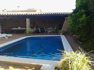 Country house with private pool in Canapost
