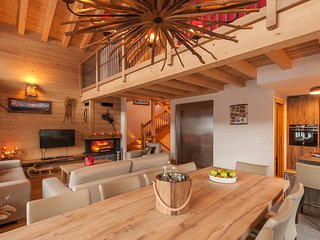 Chalet Haut Brion - Self-Catering - Sleeps 9+