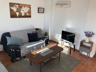 AZ05 - 3 Bed Apt, La Azohia, San Gines, registered with Murcia Tourist Board