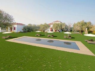 Beach Villa Roma with private pool