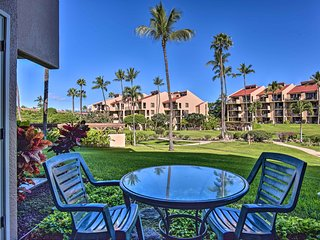 NEW! Resort Condo Across the St from Kamaole Beach