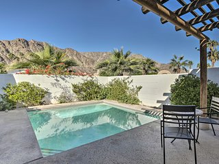 NEW! La Quinta Home w/Private Pool & Mtn Views!