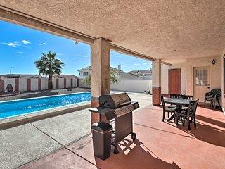 Bullhead City Home 3Mi to Colorado River & Casinos
