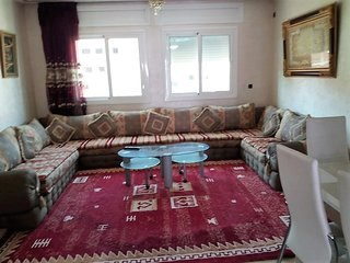 Tangier, Apartment highstanding near to beach