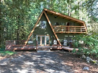 Glacier Holiday Cabin or bungalow 9986