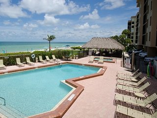 Superb Vanderbilt Beach & Harbour Club 2 BR, 2 Ba, full kitchen, waterfront