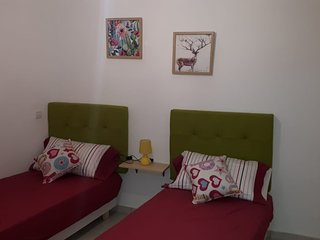cheap luxury apartment in the heart of Tangier with Wi-Fi