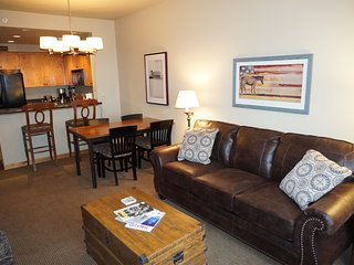 **New owners and new to vrbo** Immaculate ski in ski out condo