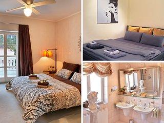 Familienzimmer in Munchen fur 4 Personen mit Balkon - 'Lion Homestay Munich'