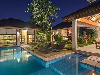 3BDR Nice Villa with Pool at Legian