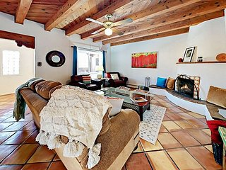 Beautiful Santa Fe Home w/ Modern Updates - Walk to Downtown & Railyards