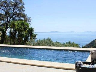 Maison de Constance - rêve au calme absolu avec vue mer imprenable