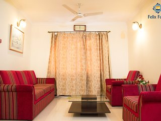 Kevlin Beach Apartment - boutique styled apartment near candolim beach