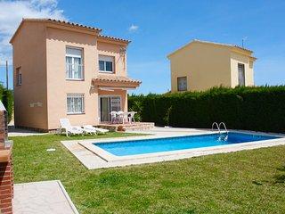 2 bedroom Villa in Las Tres Cales, Catalonia, Spain : ref 5721326