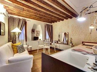 Contemporary Chic Apartment Venice
