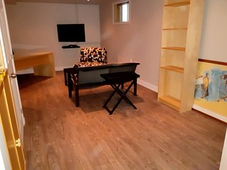 Cosy studio very close to the centre of Blainville with Parking, Internet, Washi