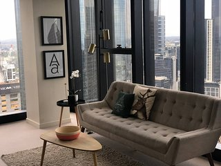 Stylish Apartment *collins St With Great City View