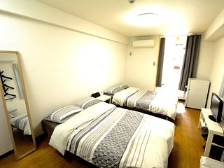 Namba hotel 2 rooms