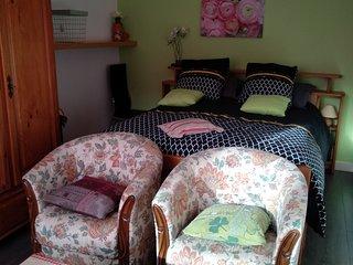 Gérardmer même, agréable appartement tout confort classé 3* (34m2) pour 2