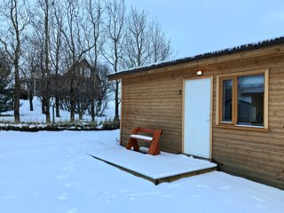Lundar Cabin #2 in West Iceland