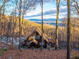 Shenandoah Solitude in the Blue Ridge mountains