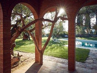 LE BALZE parco in città PERUGIA app. IL RUSTICO