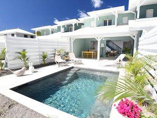Villas de standing  - ACCES DIRECT A LA PLAGE