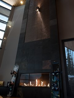 While Crescendo's fireplace is stunning, it's really about ...
