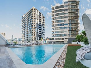 2 Bed Brisbane Resort Apartment