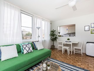 Bondi Beach 2 Bed with Car Space