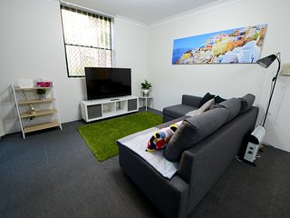 Prime Budget 45 - 2Bedrooms with Balcony - Sydney CBD - Free Parking