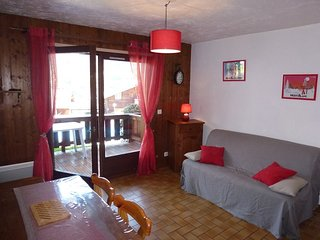 Bel appartement, proche telecabine, ideal pour 4 a 5 pers