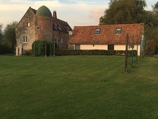 The Cottage at Manoir le Fort, Gite Nord Pas de Calais