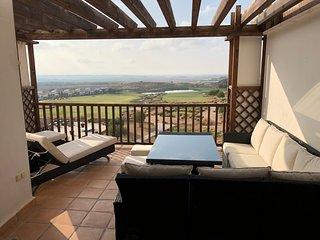 El Valle Golf Resort, Penthouse Apartment, Murcia