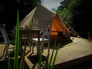 Owl Valley Nature Retreat eco- glamping