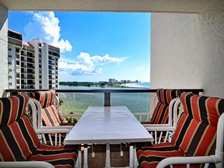 440 West 1005N Private Balcony with Water View