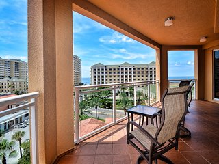 Belle Harbor 701W Luxury Condo with Panoramic Water View.