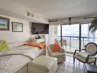 Oceanfront North Myrtle Beach Condo w/ Pool!