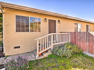 Castroville Home w/Deck By Moss Landing Beach