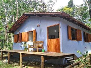 Casa de Dora Itacaré- Casa Lilás - Casa Completa Equipada